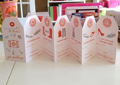 Adorable packing guide created for attendees of Engage!12 - by Gifts for the Good Life