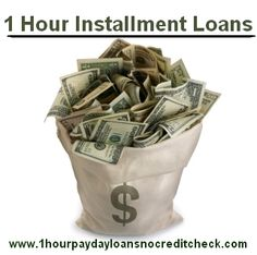 Get cash in 1 hour with easy installments......