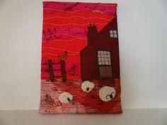 Shepherds Delight Textile Art £19.50
