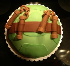 ninja turtles cake | ninja Turtle Cake - Cake Decorating Community - Cakes We Bake
