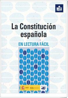 """Día de la Constitución, 6 de diciembre: """"La Constitución Española en lectura fácil"""" Carta Magna, Socialism, Texts, Constitution Day, Interactive Activities, Projects, Magic Words"""