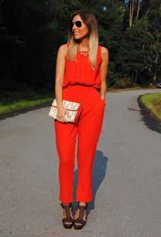 Seriously this is my 10th repin of a jumpsuit, I need one.