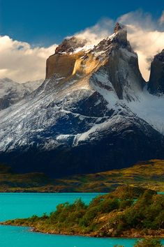 The amazing Torres del Paine, Patagonia, Chile