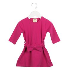 Little Bow Peep Dress - fuchsia #dress #fuchsia #toddler