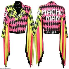 Randy Savage's jacket from the early 1990s