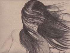Charcoal Drawings, Dreadlocks, Hair Styles, Beauty, Hair Plait Styles, Hair Makeup, Hairdos, Haircut Styles, Dreads
