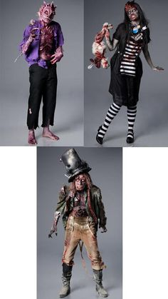 Alice in (wonder)land, from Face Off season 1