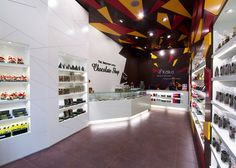 The Sweetest Little Chocolate Shop by indesign Auckland Australia