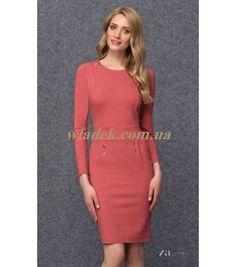 Платье Zaps ZAIDA 030 кораллового цвета