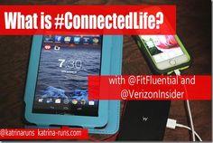 #ConnectedLife with Verizon