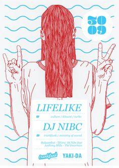 2011.09.30: Lifelike + Dj Nibc