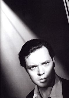 I think an artist has always to be out of step with his time.   Orson Welles