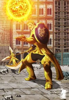 I so badly want to cosplay Escanor sinofpride nanatsunotaizaiI just love this guy!cruelsun idecidesuchthings begone meliodas ban merlin diane king gowther hawk elizabethlionesThis anime is soooo fricking awesom! Seven Deadly Sins Anime, 7 Deadly Sins, Manga Anime, Anime Art, 7 Sins, Seven Deady Sins, The Seven, Anime Shows, Merlin