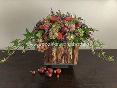 Fall Arrangements, Fall Flowers, Fall Decor, Floral Design, Floral Wreath, Wreaths, Autumn, Plants, Christmas