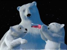 """The marketing of Coca-Cola also tells us to """"live on the coke side of life"""". That side of life welcomes us with tooth decay, obesity, heart disease and diabetes, does that really sound like """"life"""" to you? http://www.hungryforchange.tv/article/the-not-so-cool-truth-about-soda-viral-video"""