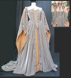 Elizabethan movie costume