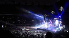 Cheek Olympiastadion feat.Jussi 69@Kuka muu muka