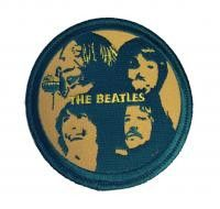 BRAND NEW LICENSED THE BEATLES LET IT BE EMBROIDERED PATCH High quality Licensed Patch can be sewn, ironed or glued on. Measures 3 3/8 inches in diameter You get the actual patch shown. (Check out our