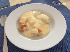 Dukátové buchtičky s vanilkovým pudingom (fotorecept) - recept | Varecha.sk Ale, Soup, Ethnic Recipes, Ale Beer, Soups, Ales, Beer