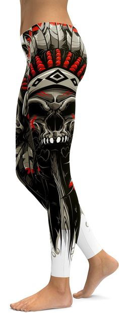 Native Chief Skull Leggings gym clothes men yoga pants target fitness clothing adidas running pants womens yoga pants with pockets plus size Mesh Yoga Leggings, Camouflage Leggings, Cheap Leggings, Floral Leggings, Colorful Leggings, Printed Leggings, Crazy Leggings, Gothic Leggings, Skull Leggings