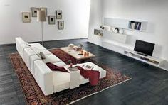How to Identify Modern Persian Rugs, – Round Rugs Living Room Living Room Carpet, Living Room Grey, Rugs In Living Room, Beige Carpet, Patterned Carpet, Dark Carpet, Persian Carpet, Persian Rug, Canapé Design