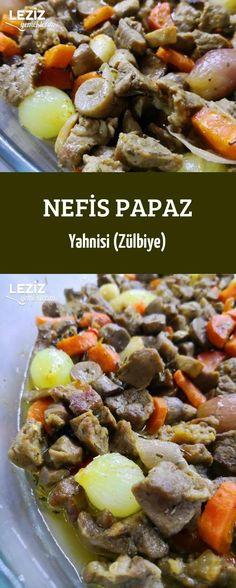 Nefis Papaz Yahnisi (Zülbiye)
