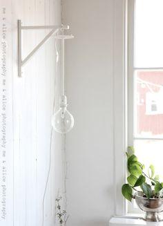 DIY LÁMPARA DE PARED   Noelia Cachafeiro blog de decoración