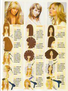 Album Archive - Trend Hair Styles for 2019 Hair Cutting Techniques, Hair Color Techniques, Diy Haircut, Hair Secrets, Long Layered Hair, Grunge Hair, Hair Art, Hair Hacks, Hair And Nails