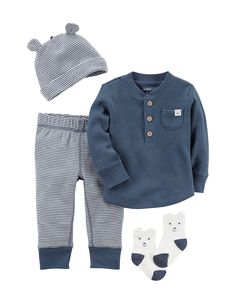 Baby Clothing Necessity | Win With Carter's | Little Baby Basics | Baby Boy Clothes | Neutral Baby Clothes