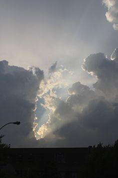 Sky in Queens NY