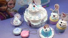Kanak Kanak Yang Kreatif -  Mainan Memasak Jepun - Membuat Disney Kek Fr...
