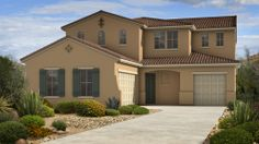 The Kingston by Taylor Morrison now available at The Bridges at #Gilbert. #Architecture #Newhomes #Home #Landscape