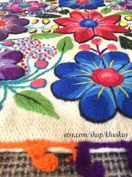 bordado mexicano cortinas ile ilgili görsel sonucu