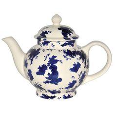 Emma Bridgewater - Great Britain teapot