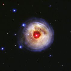 The V838 Monocerotis had its moment of fame in 2002 when it emerged from obscurity and suddenly became 600,000 times more luminous than the Sun. The star's rise to fame was short-lived and it soon faded into obscurity.