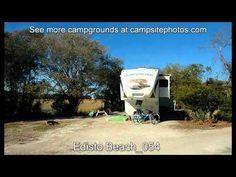Edisto Beach State Park, South Carolina Campsite Photos Edisto Beach State Park, Edisto Island, Campsite, South Carolina, State Parks, Rv, Places, Youtube, Photos