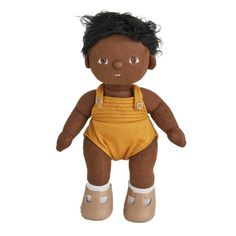 Olli Ella Dinkum Doll, Tiny. #olliella #christmasgiftsfortoddlers #christmasgiftsforkids #holidaygiftsforchildren #christmaspresentsforkids Childrens Shop, Unisex Clothes, Save The Children, Creative Play, Soft Dolls, New Friends, Cuddling, Kids Toys, Baby Toys