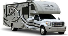 New Motorhomes | Top Diesel Pushers, Class C, Class B Plus, & Class A RV Brands by Thor Motor Coach. Super Chateau coming soon