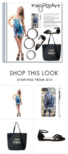 """KayPopArt"" by amra-mak ❤ liked on Polyvore featuring Venus and kaypopart"