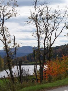 Vermont in fall. Beautiful. #VT #vermont #fall
