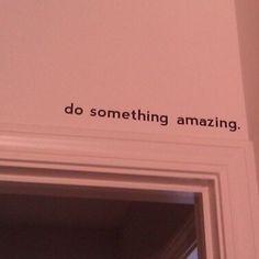 To-do list. ✌️