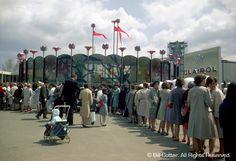 Clairol Pavilion 1964 World's Fair