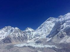 #Everest_Base_Camp_Trekking : Photo of the Day A wonderful trekking destination around the world with the superb views of world highest peak Mt. Everest. Book your holidays with us now.#ebc_trek  #ebc2016 #everestbasecamp #everestbasecamptrek #ilovenepal #trekking #mountains #himalayas #mountainlife #trek #mountaineering #ilovemountains #neverstopexploring #neverstopdreaming #traveling #travelphotography #worldisbeautiful #gypsysoul #me #adventure 📷:  @Clear_Sky_Treks...