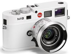 Leica M8 White Hermes Limited Edition