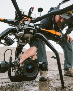 Throwback to when we paired a Phantom Flex 4K with an Aerigon UAV to shoot the world's first Ultra High Definition 4K aerial #drone footage. The combination has been a cinematic game changer. @intuitiveaerial @nelboshoff #tbt #brainfarmtech Photo: @andy_bardon