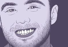Create a Purple Monochrome Portrait for Spirit Day in Adobe Illustrator