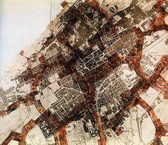 Carl Hong, Map