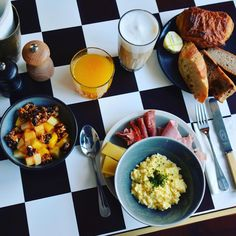 Le brunch du dimanche ! #sunday #brunch #morning #sopi #grandpigallehotel