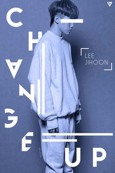 Change Up. Lee Jihoon. Woozi. Vocal Team Leader.