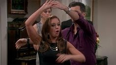 #DWTS fans watch this classic moment where Leah Remini teach Tony Dovolani how to dance on our hit sitcom #TheExes!